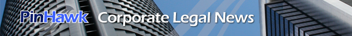 Corporate Legal News